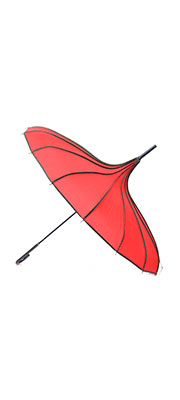 Red-Polka-Dot-Trim-Pagoda-Umbrella-35611thumb