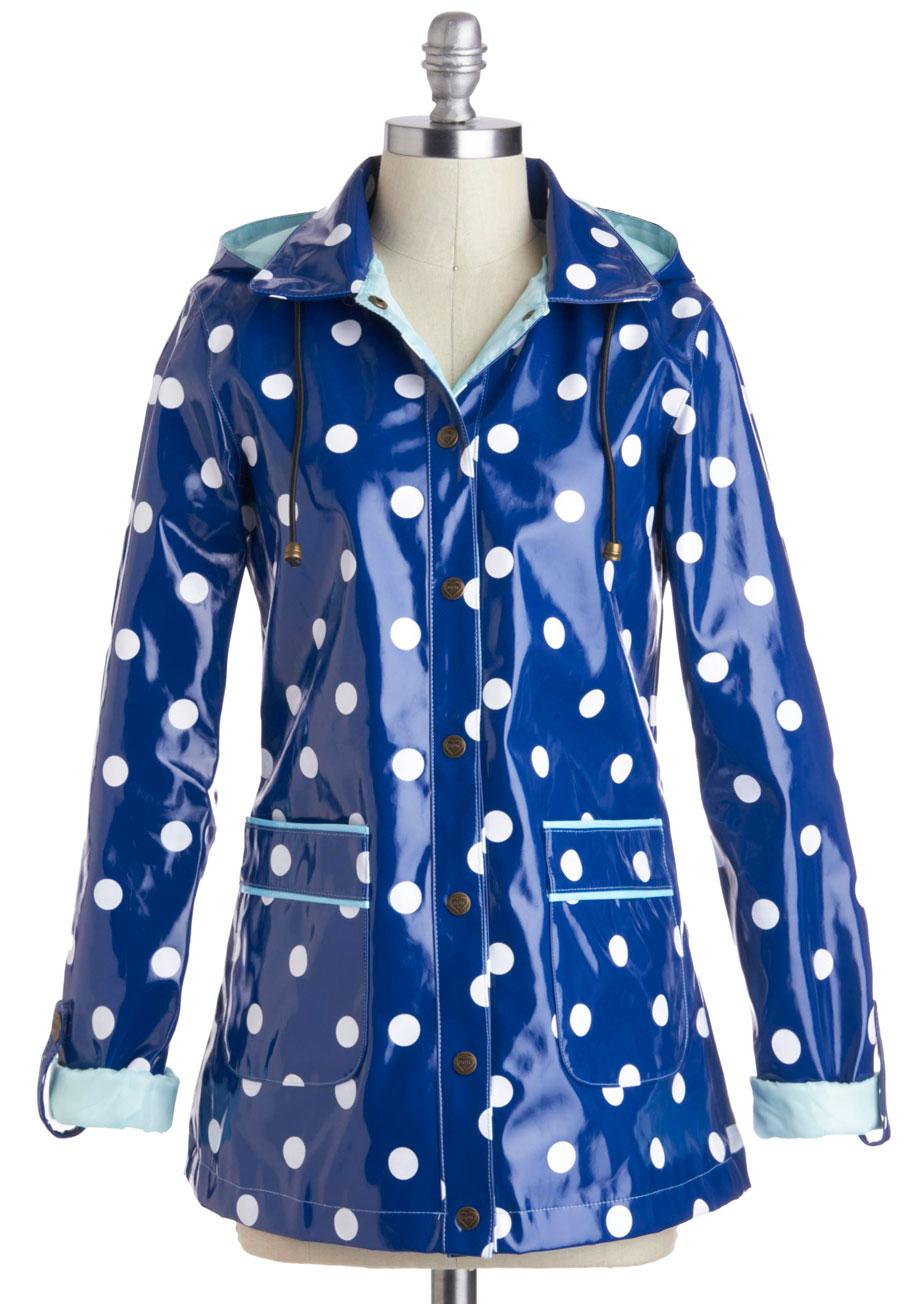 MC rain jacket